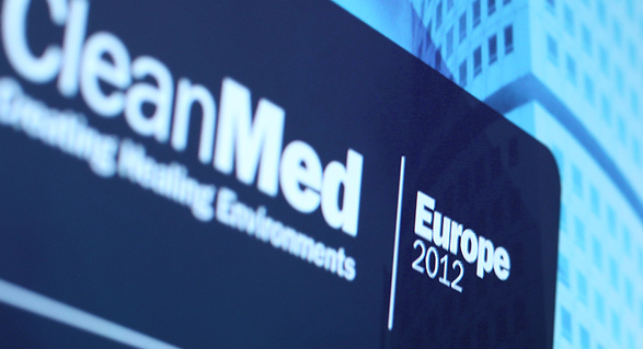CLeanMed Europe 2012 - Hållbar sjukvård
